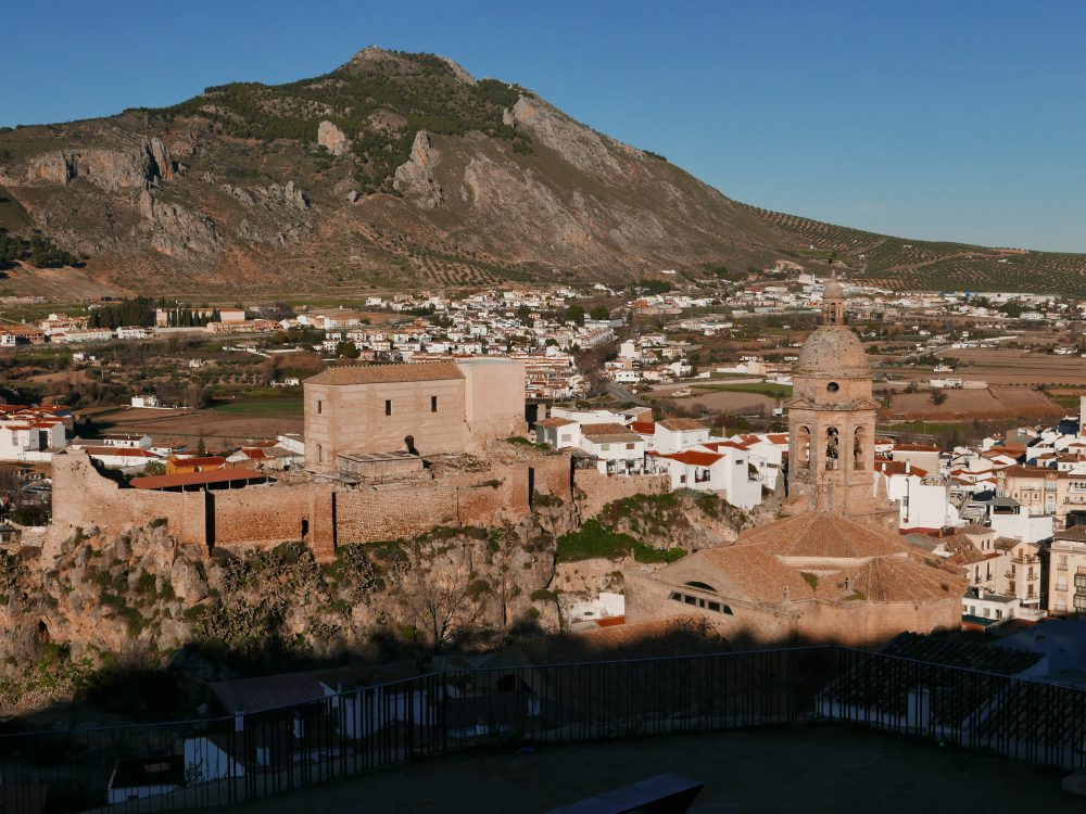 Bild von Loja, Andalusien