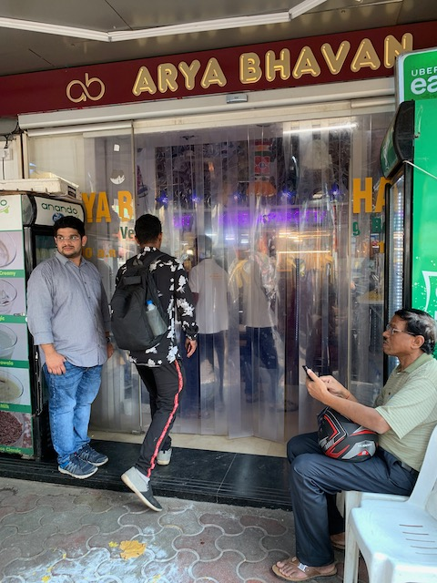 Restaurant Arya Bhavan